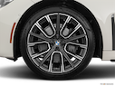 2020 BMW 7 Series Front Drivers side wheel at profile