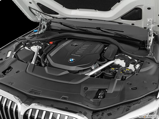 2020 BMW 7 Series Engine