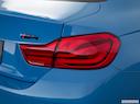 2020 BMW M4 Passenger Side Taillight
