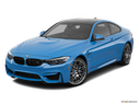 2020 BMW M4 Front angle view