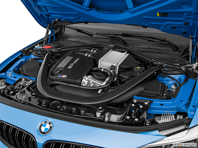 2020 BMW M4 Engine