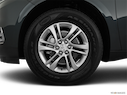 2020 Buick Enclave Front Drivers side wheel at profile