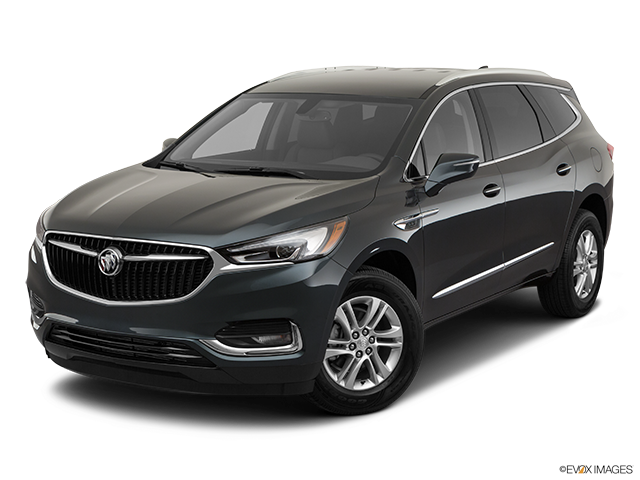2020 Buick Enclave Front angle view