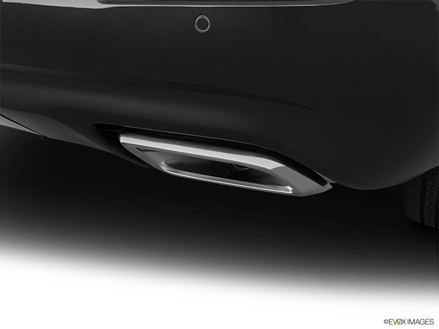 2020 Buick Enclave Chrome tip exhaust pipe