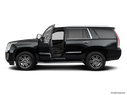 2020 Cadillac Escalade Driver's side profile with drivers side door open