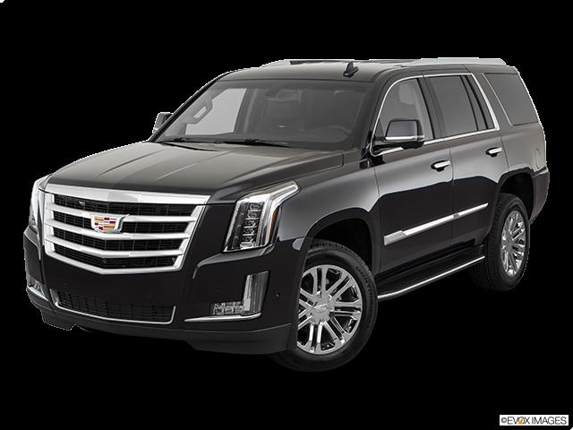 2020 Cadillac Escalade Front angle view