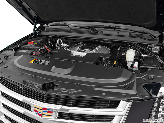 2020 Cadillac Escalade Engine