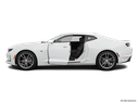 2020 Chevrolet Camaro Driver's side profile with drivers side door open
