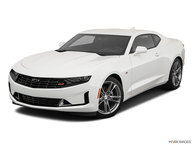 2020 Chevrolet Camaro Front angle view