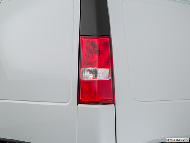 2020 Chevrolet Express Cargo Passenger Side Taillight