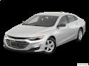 2020 Chevrolet Malibu Front angle view