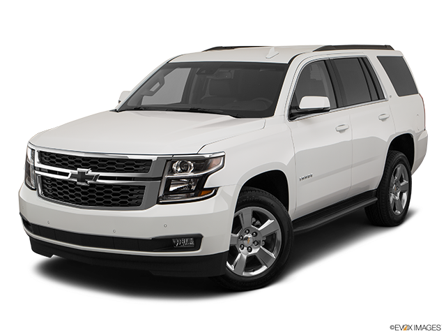 2020 Chevrolet Tahoe Front angle view