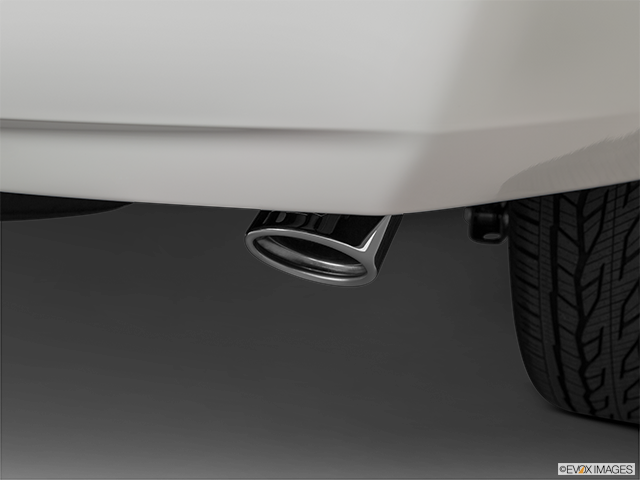 2020 Chevrolet Tahoe Chrome tip exhaust pipe