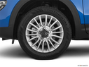 2020 FIAT 500X Front Drivers side wheel at profile