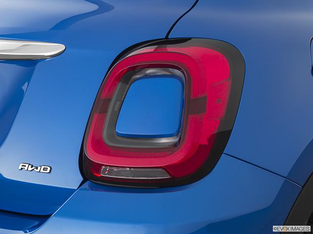 2020 FIAT 500X Passenger Side Taillight