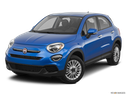 2020 FIAT 500X Front angle view