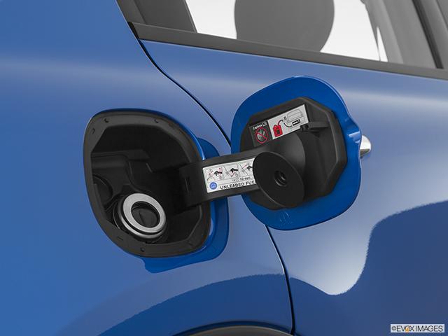 2020 FIAT 500X Gas cap open