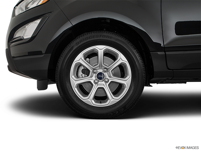 2020 Ford EcoSport Front Drivers side wheel at profile