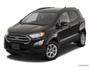 2020 Ford EcoSport Front angle view