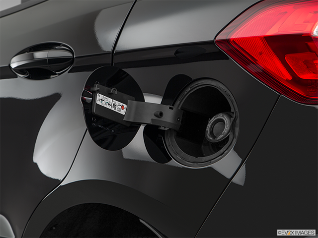 2020 Ford EcoSport Gas cap open