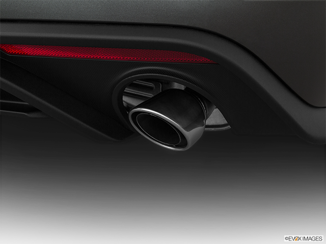 2020 Ford Mustang Chrome tip exhaust pipe