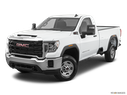 2020 GMC Sierra 2500HD Front angle view