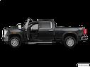 2020 GMC Sierra 2500HD Driver's side profile with drivers side door open