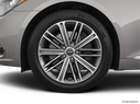 2020 Genesis G80 Front Drivers side wheel at profile
