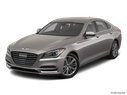 2020 Genesis G80 Front angle view