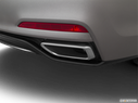 2020 Genesis G80 Chrome tip exhaust pipe