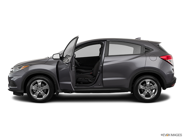 2020 Honda HR-V Driver's side profile with drivers side door open