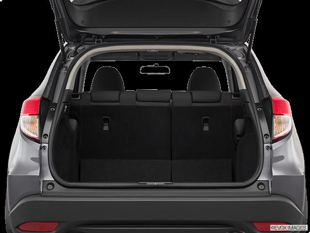 2020 Honda HR-V Trunk open