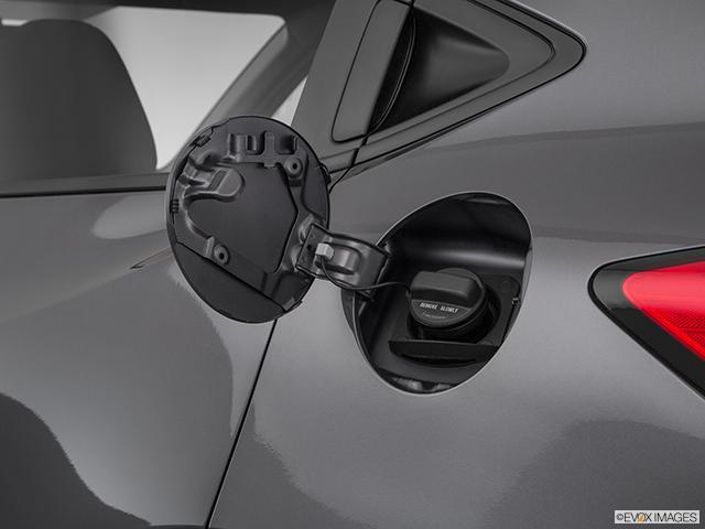 2020 Honda HR-V Gas cap open