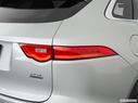 2020 Jaguar F-PACE Passenger Side Taillight