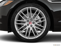 2020 Jaguar XF Front Drivers side wheel at profile