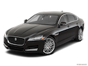 2020 Jaguar XF Front angle view