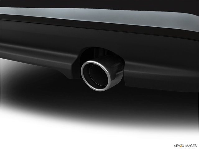2020 Jaguar XF Chrome tip exhaust pipe