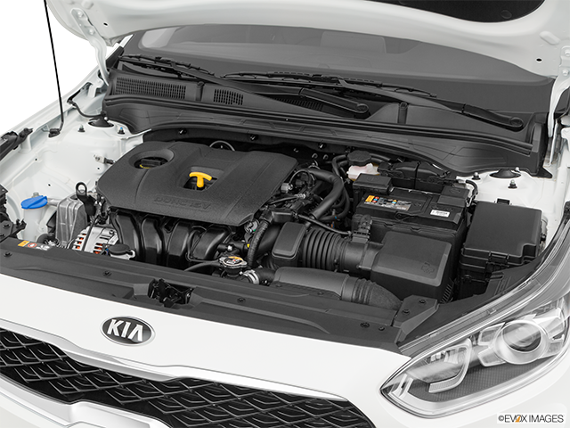 2020 Kia Forte Engine