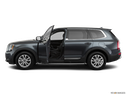 2020 Kia Telluride Driver's side profile with drivers side door open