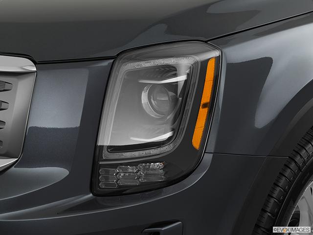 2020 Kia Telluride Drivers Side Headlight