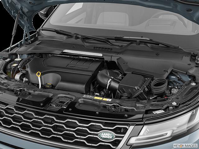 2020 Land Rover Range Rover Evoque Engine