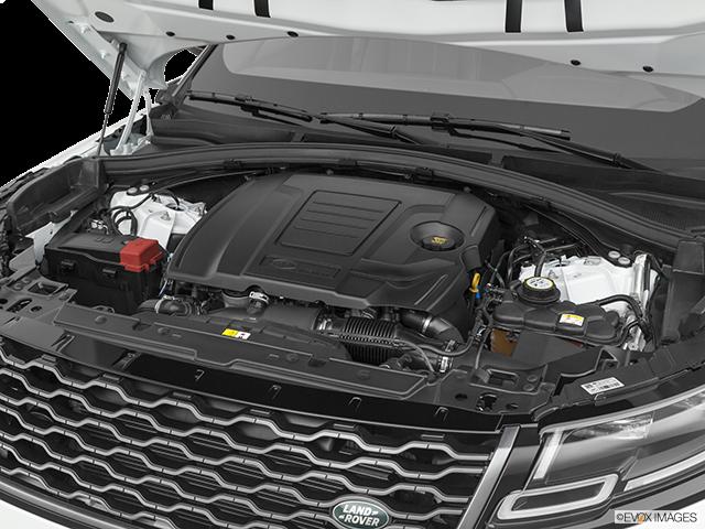 2020 Land Rover Range Rover Velar Engine