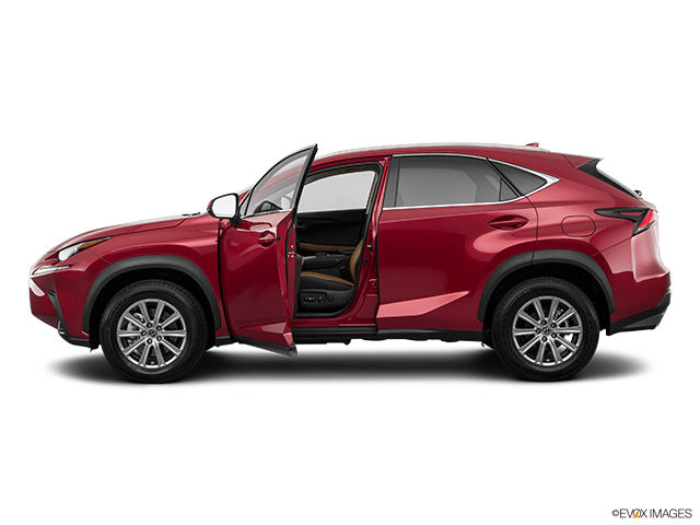2020 Lexus NX 300 Driver's side profile with drivers side door open