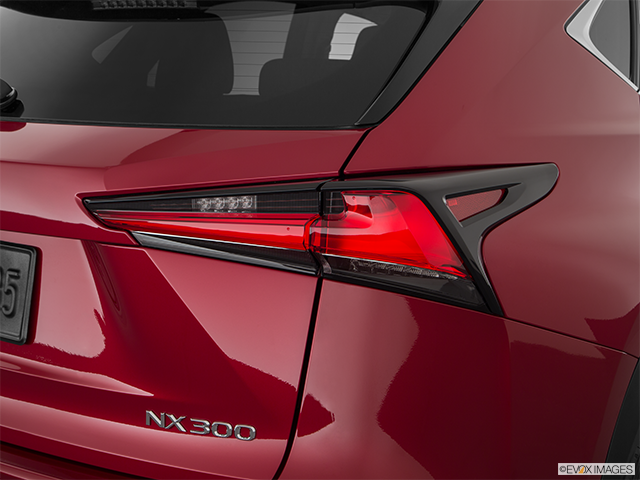 2020 Lexus NX 300 Passenger Side Taillight