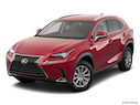 2020 Lexus NX 300 Front angle view