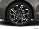 2020 Lincoln MKZ Front Drivers side wheel at profile