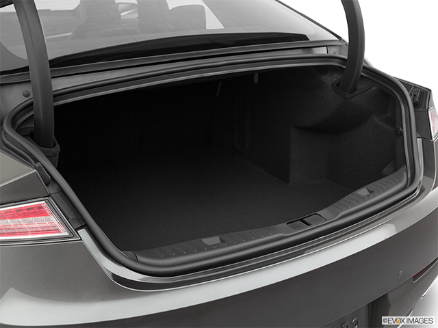 2020 Lincoln MKZ Trunk open