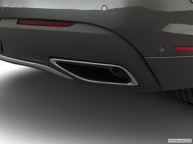 2020 Lincoln MKZ Chrome tip exhaust pipe