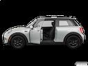 2020 MINI Hardtop 2 Door Driver's side profile with drivers side door open