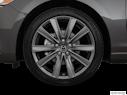 2020 Mazda Mazda6 Front Drivers side wheel at profile